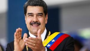 Maduro stoppt Gespräche mit der Opposition