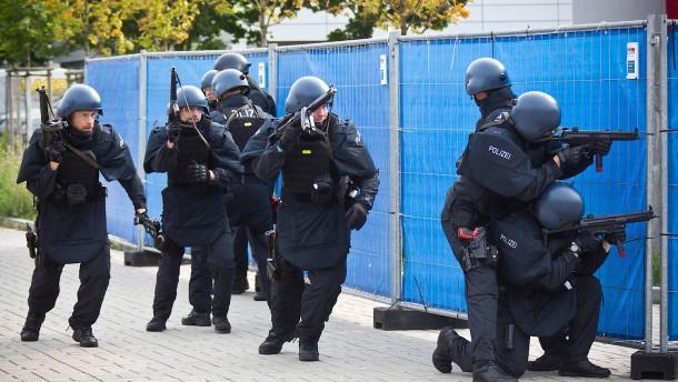 Hessische Polizei testet neue Software zur Terrorabwehr