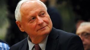 """Oskar Lafontaine ist gegen """"vordergründige Fusionsdebatte"""""""