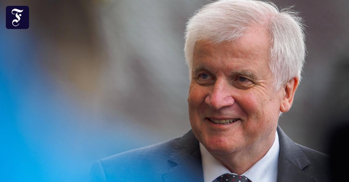 Horst Seehofer will gemeinsamen Kandidaten für Gauck-Nachfolge