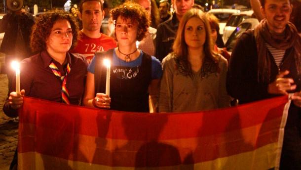 Im Zweifel gegen Schwule