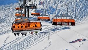 Sorgen um die nächste Skisaison