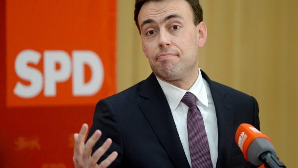 """SPD will keine """"Deutschland-Koalition"""""""