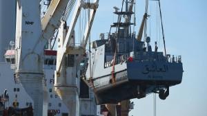 Rüstungsexporte für 254 Millionen Euro nach Saudi-Arabien