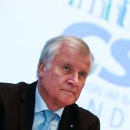 Bayerns Ministerpräsident Horst Seehofer