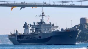 Russland: Amerika bereitet Angriff auf Syrien vor