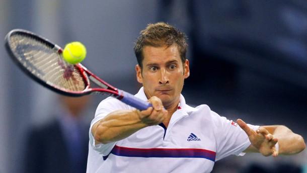 Mayer schlägt Nadal