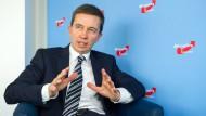 """Bernd Lucke - Politiker der """"Alternative für Deutschland"""" (AfD). Steht und fällt die Partei mit ihm?"""