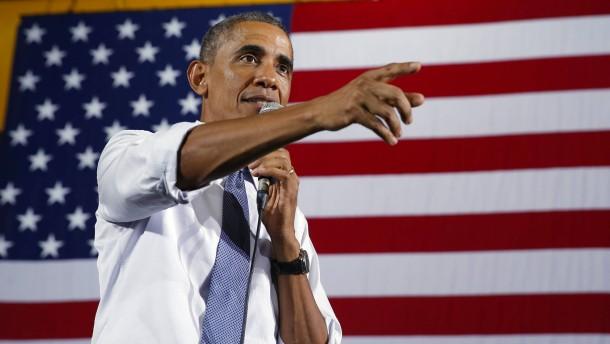 """""""Barack, ich will ein Bild mit Dir!"""""""