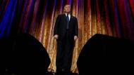 Für manche furchterregend: Donald Trump bei einer Veranstaltung in Washington