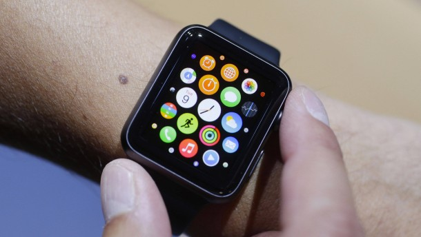 Angriff auf die Apple-Uhr