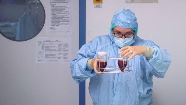 Weniger Spender für Stammzellen