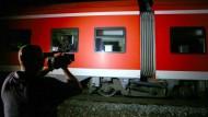 Gewerkschaft will Zugfahrer besser schützen