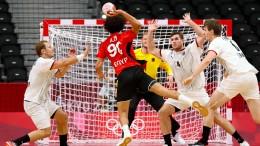 Die deutschen Handballer im Niemandsland