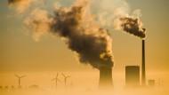 Her mit dem CO2