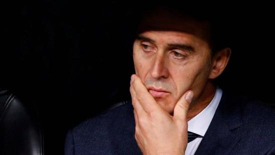 Trainer Real Madrids gefeuert