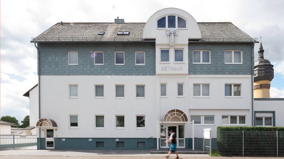 Corona-Hotspot: Baptisten-Bethaus in Frankfurt