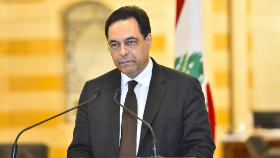 Libanons Regierung tritt zurück