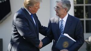 Amerikanische Notenbank senkt Leitzins erstmals seit 10 Jahren