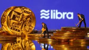 EU hat Bedenken bei Libra – Bitcoin-Kurs fällt