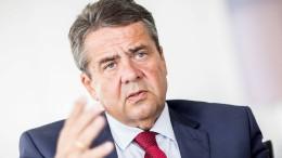 """Gabriel: """"Die Welt schaut auf Bonn"""""""