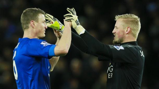 Leicester lässt Liverpool leiden