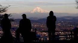 Bergsteiger stirbt beim Klettern in Oregon