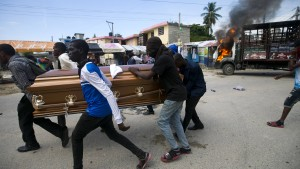 Von Rettern ist Haiti nicht zu retten