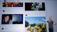 """Versammelt sämtliche Benutzerdaten und wird bald jedem Facebook-User aufgezwungen: die neue """"Timeline"""""""