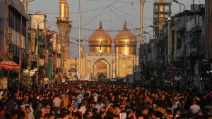 Mindestens 16 Tote und 75 Verletzte bei Massenpanik im Irak