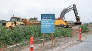 Deutschland, ein Friedhof der Großprojekte