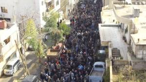 Oppositionelle fordern UN-Schutzzone in Syrien