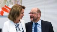 Barley wird Familienministerin – Heil SPD-Generalsekretär