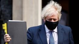 Johnson verteidigt erneuten Lockdown