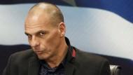 Varoufakis' Selbstdarstellung