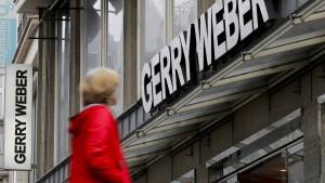 Gerry Weber lässt Insolvenzverfahren hinter sich