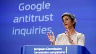 EU-Kommission legt gegen Google nach