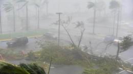"""Hurrikan """"Maria"""" verwüstet Puerto Rico"""