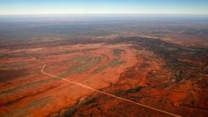 Deutsche im Outback vermisst