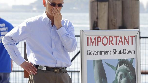 Die Regierung kann man sowieso nicht kontrollieren