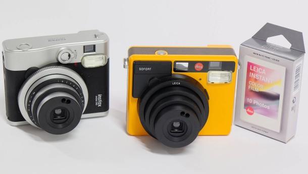 Manchmal muss es einfach Leica sein