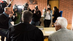 85 Jahre alter Mann erhält nach Irrfahrt Bewährungsstrafe