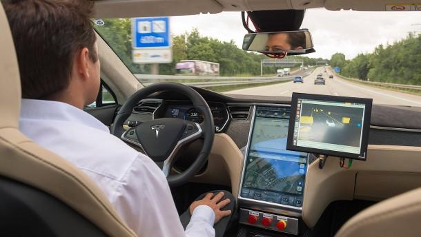 Kommentar: Das autonome Auto