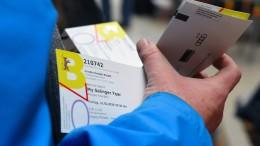 Sehnsüchtiges Warten auf die ersten Berlinale-Karten
