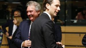 Asselborn vergleicht Österreichs Kanzler Kurz mit Trump