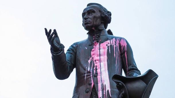 Kant war sehr wohl ein Rassist