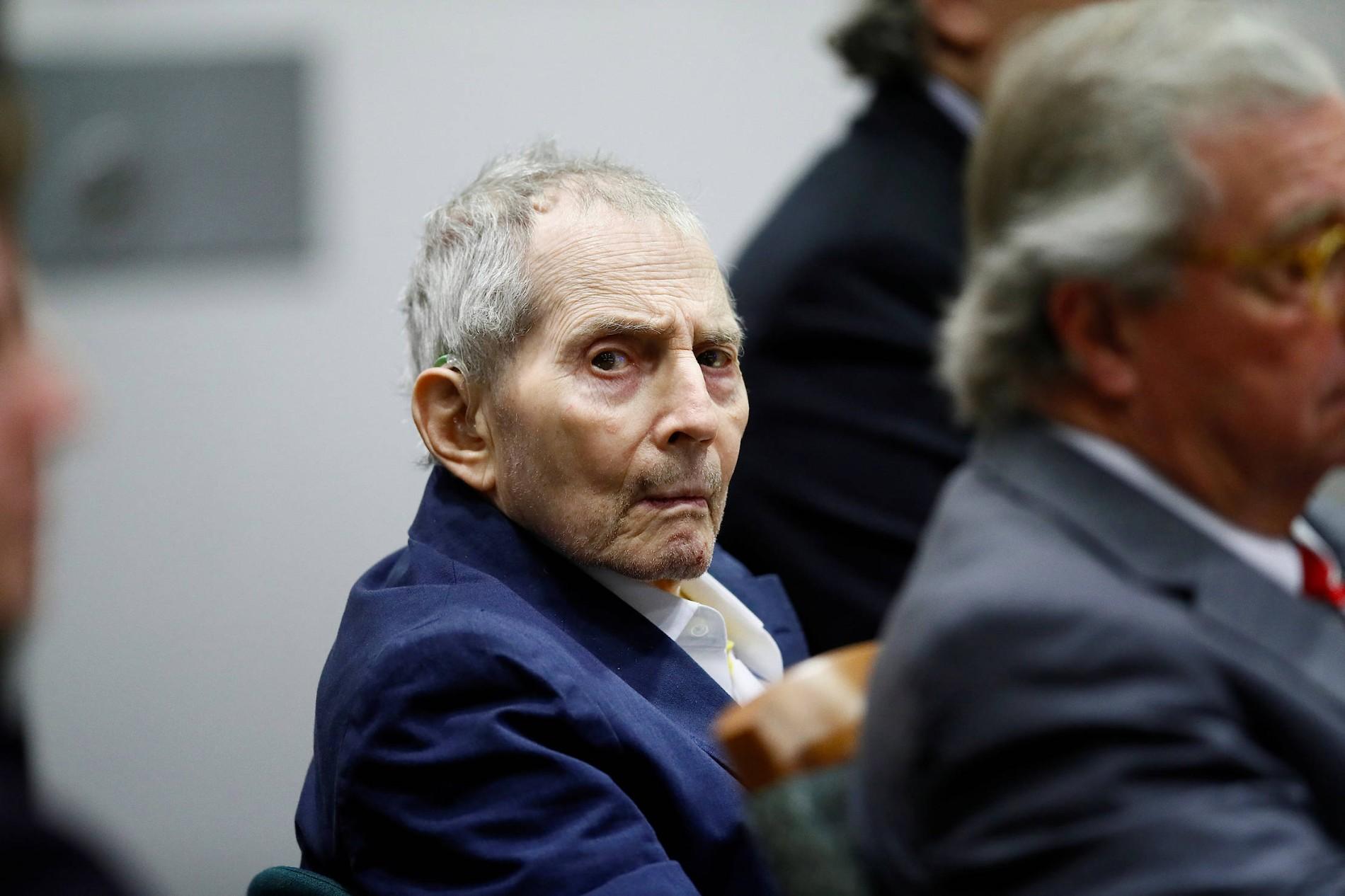 Wie Robert Durst der Verurteilung wegen Mordes entkommen will