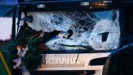 Berliner Polizei spricht von Terroranschlag