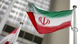 Iran fordert Aufhebung der Sanktionen