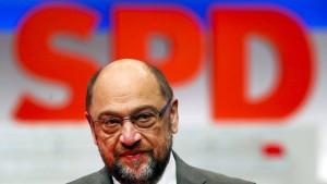 Alles oder nichts für Schulz
